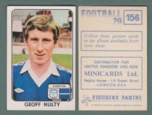 Everton Geoff Nulty 156